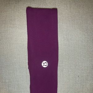 Lululemon workout headband